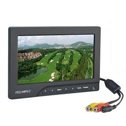 Feelworld 7in Groundstation FPV Monitor USED