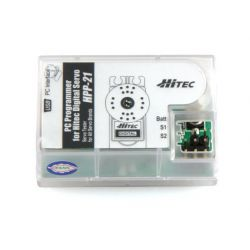 HPP-21 Hitec Digital Servos PC Programmer