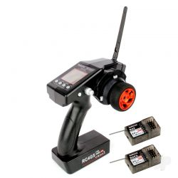 RadioLink RC4GS Includes 2 Receiver 1 W/Gyro