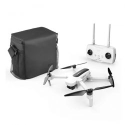 Hubsan Zino Drone 4K w/Extra Battery, Charger, Propellers & Bag
