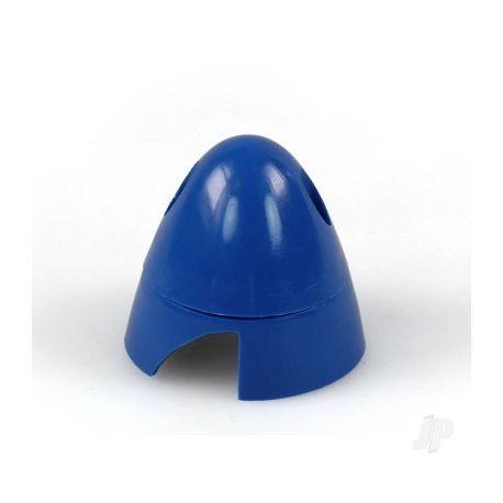 JP 2 1/4in (56mm) Blue Nylon Spinner