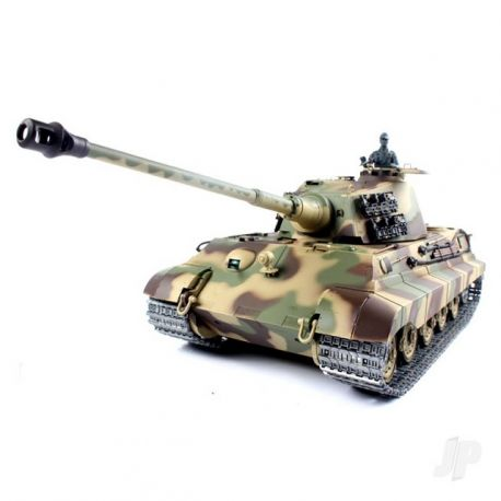 Henglong 1:16 German King Tiger Henschel