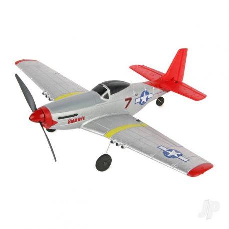 Sonik RC P-51 400 RTF 4-Channel