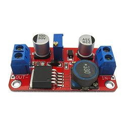 5A High Power Adjustable Boost Power Module