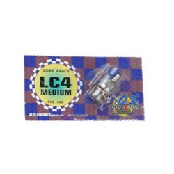 O.S. Glowplug Type LC4 (Warm) L-OS71653400