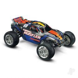 Traxxas Nitro Rustler 1:10 2WD (+ TQi, TSM)