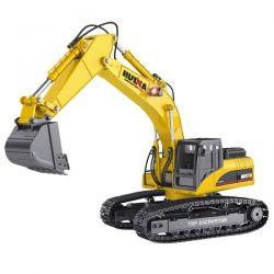 Huina 1/14 Full Alloy 23CH 2.4G Excavator (V4)