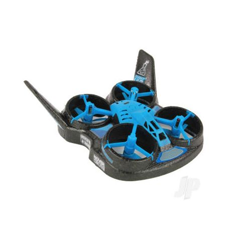 HoverCross 2-in-1 Ready-to-Fly Quad & Hovercraft