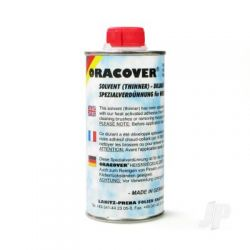 Oracover Thinners for ORA0960 (250ml)