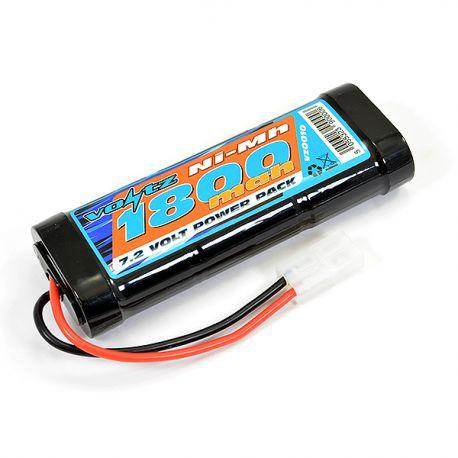 Voltz 1800mAh 7.2V NIMH Stick Pack W/Tamiya