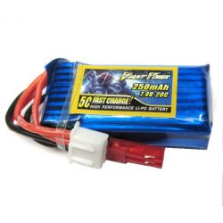 2S 7.4v 250mAh 20c Giant Power Lipo battery