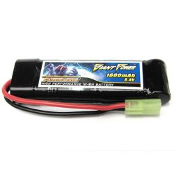 8.4v 1600mAh Giant Power Nimh Airsoft Battery