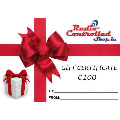 Radio Controlled Shop Irelands Gift Certificates