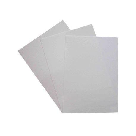"0.25mm 9x12"" Polystyrene High impact sheet"