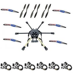iFlight 700mm Hexacopter iH600-X6-16 Combo