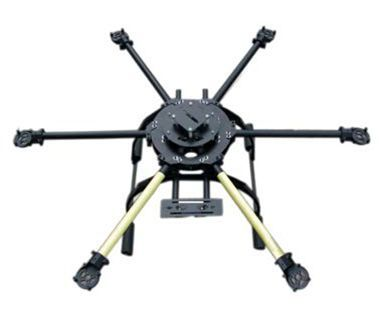iFlight Hexacopter Carbon Frame Kit iH600-X6-16