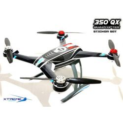 Pre-Cut Body Sticker Set Blade 350QX