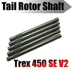 Trex 450 SE V2 Tail Rotor Shaft