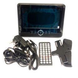 Roco 7in Portable LCD Screen FPV DVD USB