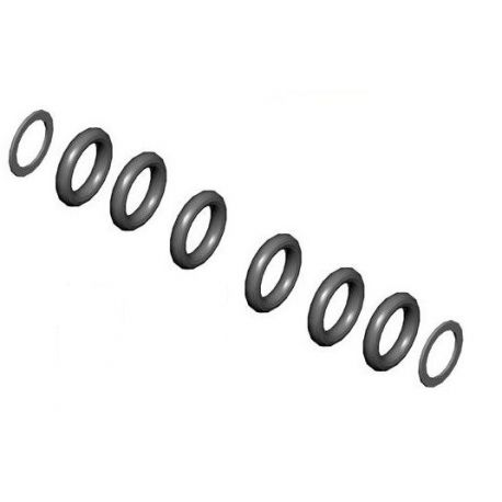 Logo 400/SE 500/SE 600/SE Damper Rubber Set
