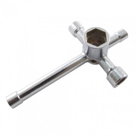 4 Way Wrench (Long)- 5.5 8 10 17mm