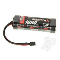 NiMH 7.2V 1600mAh 2/3A Stick, HCT RDNA0090