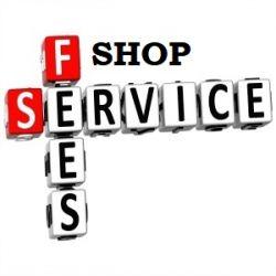 Shop Service Fee
