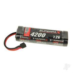 Radient Superpax NiMH 7.2V 4200mAh SC Stick