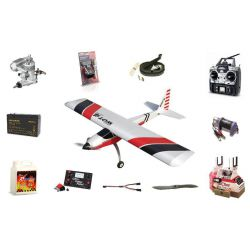 Trainer Nitro Plane Package Combo Deal