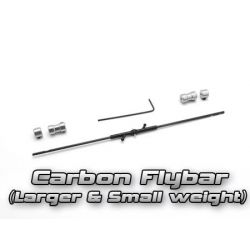 Carbon Flybar Set Solo Pro