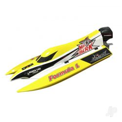 Joysway Mad Shark Brushed Rc Boat 2.4GHz RTR