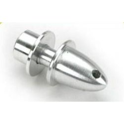 MED COLLET 4mm PROP ADAPTOR WITH SPINNER