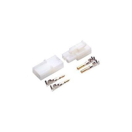 Tamiya Connector w/Pins (1 Set) O-MG213-7