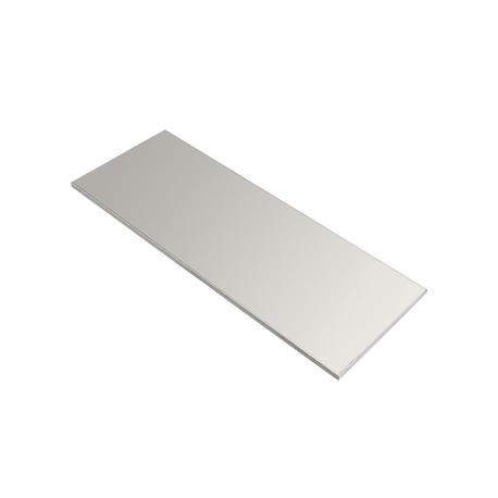 1.6x102x254mm K&S Aluminum Sheet