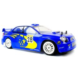 Cyclone Subaru Body Shell 1:10 Scale