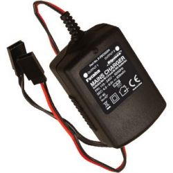 Tx/Rx NiCad/Ni-MH Charger 600mA Output
