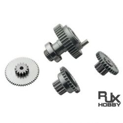 RJX Hobby Tail Servo Gear Set FS0521THV/BLS 0521THV