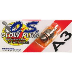 OS Glowplug No 6 (A3) Hot L-OS71605300