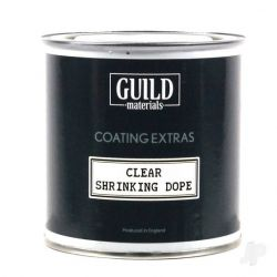 Guild Materials Clear Shrinking Dope 125ml Tin