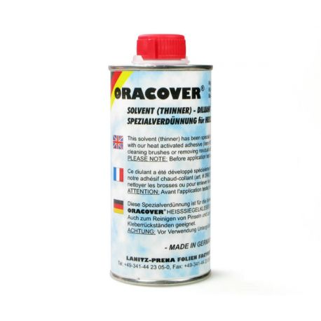 Oracover Thinners (For 0960) (0980) 250ml