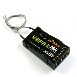 FrSky V8FR-II 8 Channel 2.4G Receiver