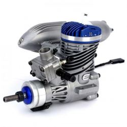 Evolution 10GX 10CC Petrol Engine Pumped Carb