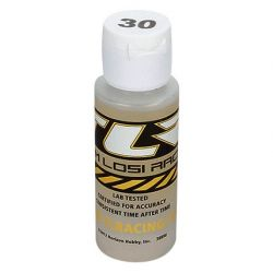 TLR Losi Silicone Shock Oil 25 weight 2 oz