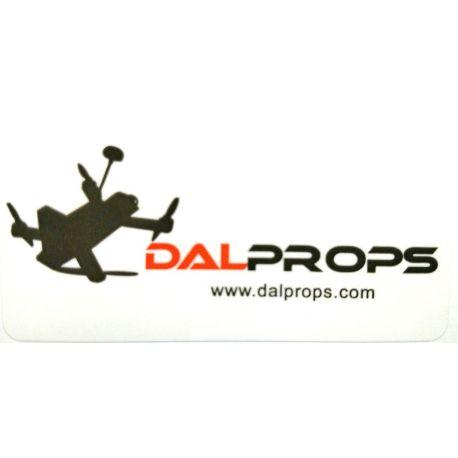 """DAL Props Sticker 3""""x1.5"""""""