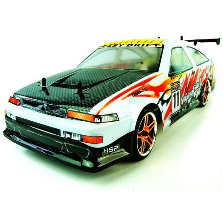 Toyota AE86 Electric Drift Car 4WD 1:10