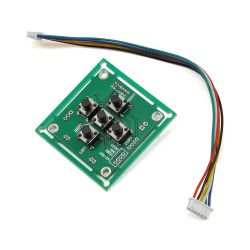 OSD Board w/Cable For Sony CCD 700TVL