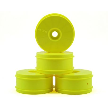 Losi 1/8 Buggy Dish Wheel (4) Luminous