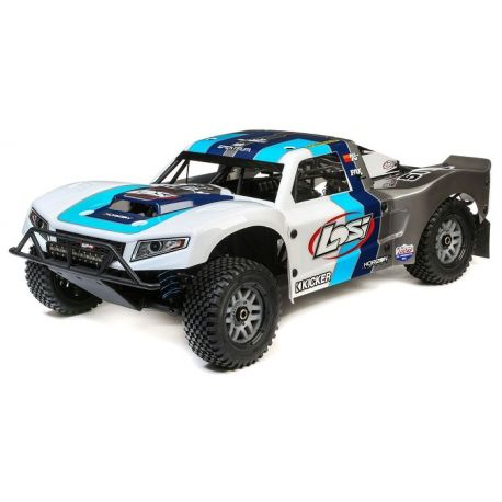 Losi 5IVE-T 2.0 BND 1/5 4WD Blue/White