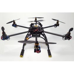 HQ Carbon Fibre Hexacopter ARTF