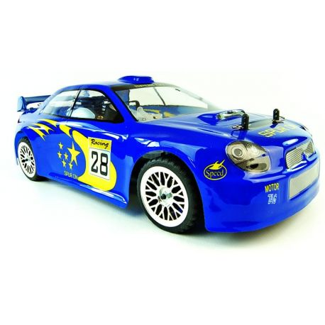 Cyclone Subaru Style Nitro Powered RC Car